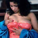 sexy tamil girl grabbing her big sexy boob
